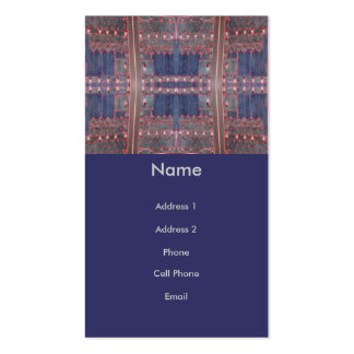 dark door abstract Double-Sided standard business cards (Pack of 100)