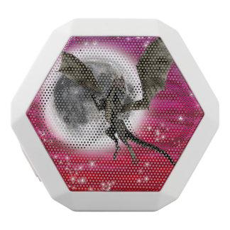 Dark Dragon White Boombot Rex Bluetooth Speaker