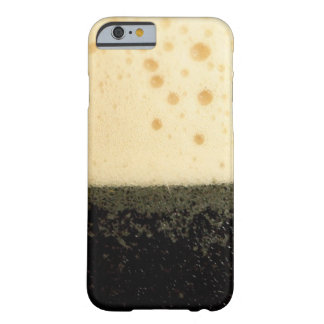 Dark drink with foam case barely there iPhone 6 case
