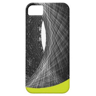 dark earth graphic art iPhone 5 cases