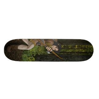 Dark Elf Skateboard