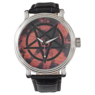 Dark Energies Baphomet Watch