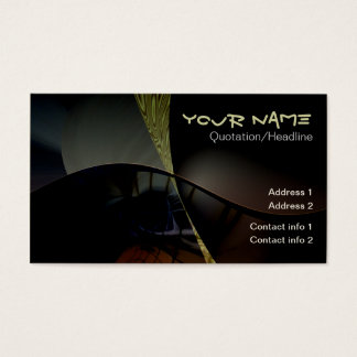 DARK events STYLE Business Card
