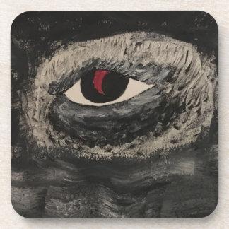 Dark Eye Drink Coasters