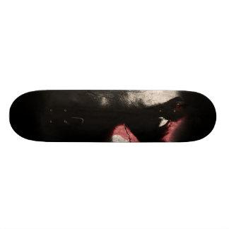 Dark Eyes Custom Skateboard
