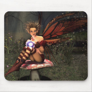 Dark Faerie Mousepad