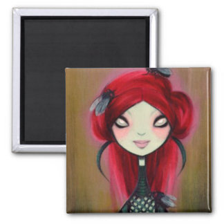Dark Fairy Tale Character 14 Magnets