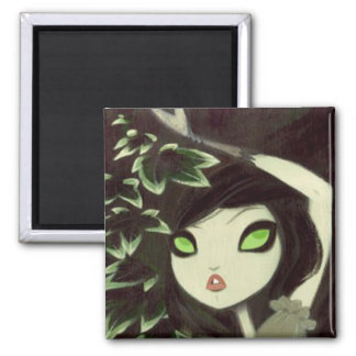 Dark Fairy Tale Character 16 Refrigerator Magnet