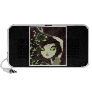 Dark Fairy Tale Character 16 Travel Speaker
