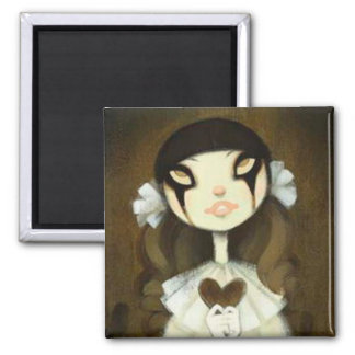 Dark Fairy Tale Character 1 Refrigerator Magnet