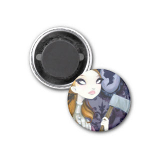 DARK FAIRY TALE CHARACTER 34 MAGNETS