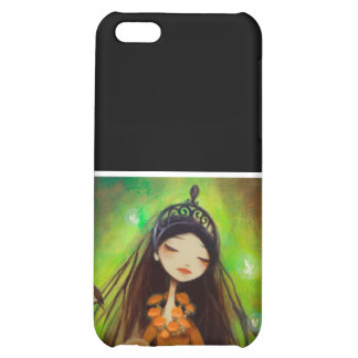 Dark Fairy Tale Character 4 Cover For iPhone 5C