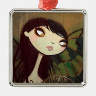 Dark Fairy Tale Character 5 Christmas Ornaments