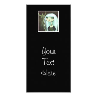 Dark Fairy Tale Character 6 Photo Card