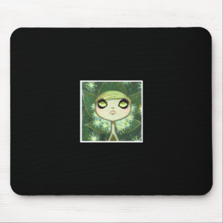 Dark Fairy Tale Character 7 Mouse Pad