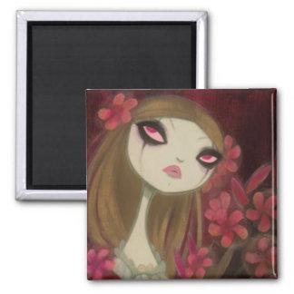 Dark Fairy Tale Character 8 Fridge Magnet