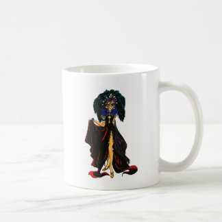 Dark Feather Coffee Mugs