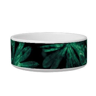 Dark Flora Photo Bowl