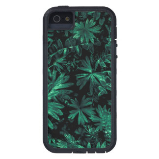 Dark Flora Photo Cover For iPhone 5