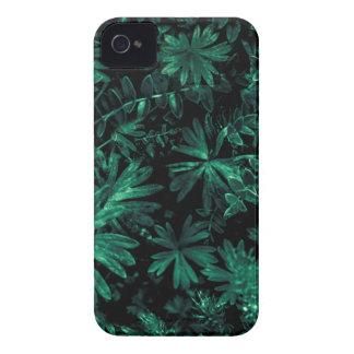 Dark Flora Photo iPhone 4 Case-Mate Cases