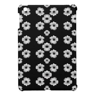Dark Floral Case For The iPad Mini