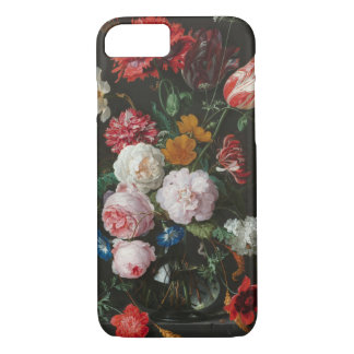 Dark Floral Still Life Phone Case