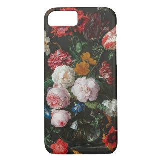 Dark Floral Still Life Phone Case