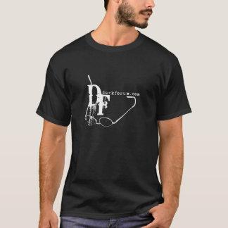 Dark Forums - Broken Glasses T-Shirt