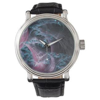 Dark Fractal Watch