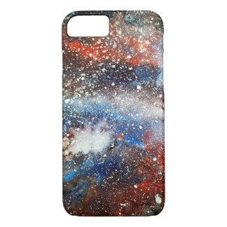 Dark Galaxy iPhone 8/7 Case