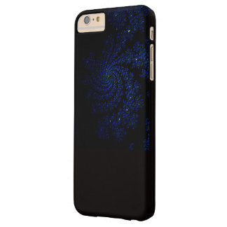 Dark Galaxy Spiral Barely There iPhone 6 Plus Case