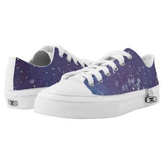 Dark Galaxy Splat Shoes