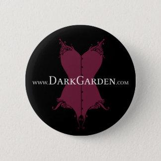 Dark Garden Button