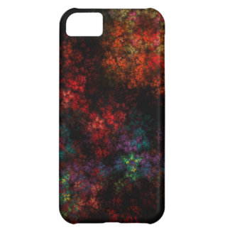 Dark Garden Fractal iPhone 5C Case