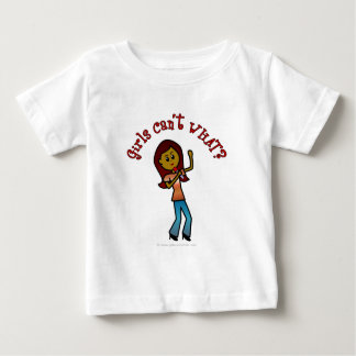Dark Girl Singer Baby T-Shirt