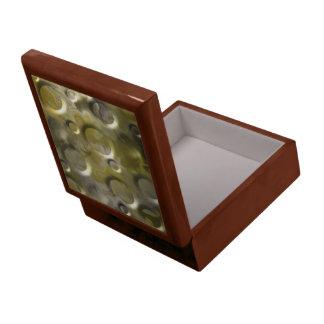 Dark Gold Gift Box