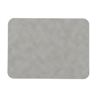 Dark Gray Parchment Texture Background Rectangular Photo Magnet