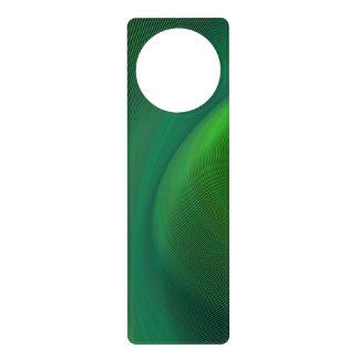 Dark green dream door knob hanger