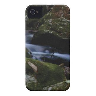 dark green stream iPhone 4 cover