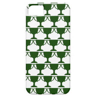 Dark Green Victorian Lace Case For The iPhone 5