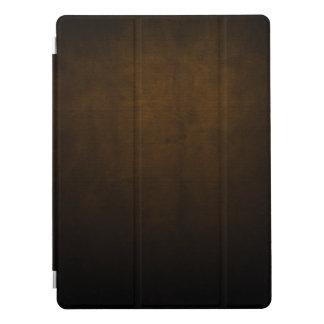 "Dark Grunge Textile 12.9"" iPad Pro Cover"