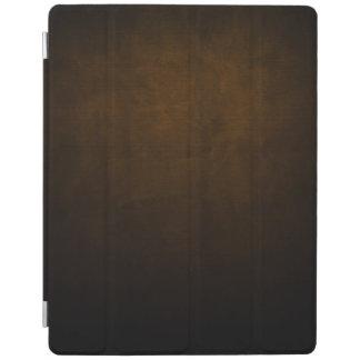 Dark Grunge Textile iPad Cover