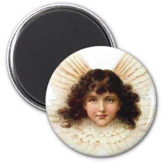 Dark Haired Angel - Magnet