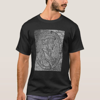 Dark Henrich Cornelius Agrippa Occult Philosophy S T-Shirt