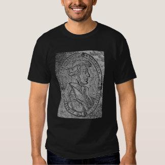 Dark Henrich Cornelius Agrippa Occult Philosophy S Tshirts