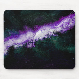 Dark Hipster Galaxy Universe Mouse Pads