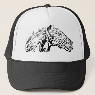 Dark Horse Logo3 Trucker Hat