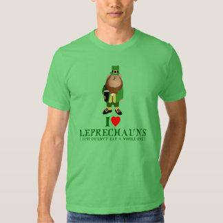 Dark humour Leprechauns Tee Shirts