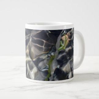 Dark Intense Water Large Coffee Mug