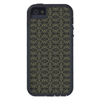 Dark Interalce Tribal Case For The iPhone 5